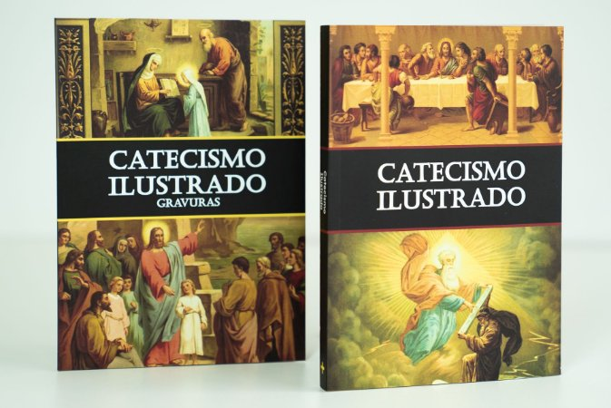 Catecismo Ilustrado (2 volumes)