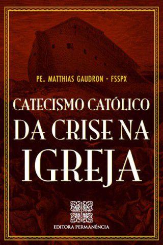 Catecismo Católico da Crise na Igreja - Pe. Mathias Gaudron - FSSPX
