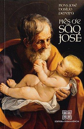 Mês de São José - Mons. José Basílio Pereira