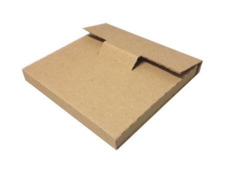50 Caixas Papelão Tipo Envelope N1 19,5x14x2 Ou 4 cm