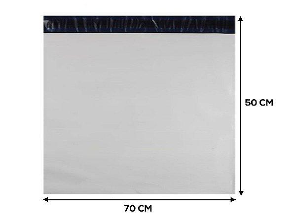 Envelope Plástico de Segurança LISO - 70x50 cm