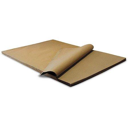 Folha de Papel Kraft 66 x 96 cm - 25 Unidades