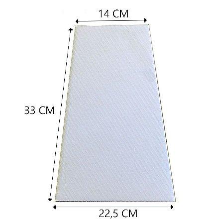 Urna de Papelão Branco C 23 x L 23 x A 33 cm 1 unidade