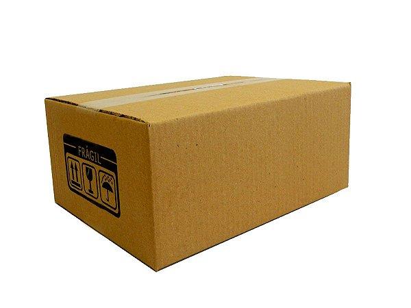 25 Caixas de Papelão D8 28x21x12 cm