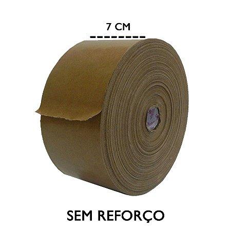 FITA ADESIVA GOMADA SEM REFORÇO - 70 MM