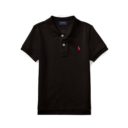 Camisa Polo Ralph Lauren Preto Simbolo Vermelho - Tio Ben - Loja do ... 7f56bced4a3
