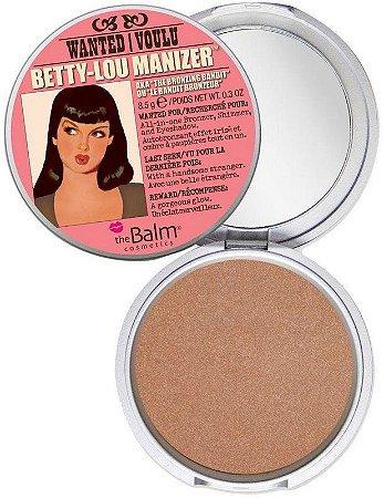 The Balm Iluminador Betty Lou Manizer