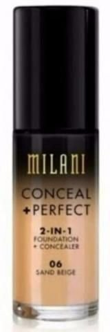 Milani Base Cor: 06