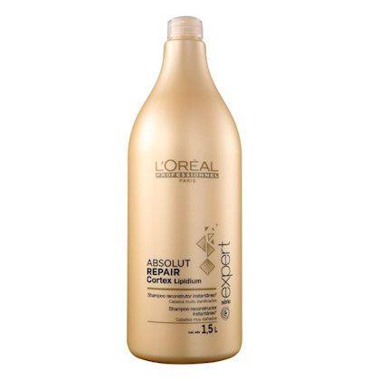 Loreal Absolut Repair Lipidium Shampoo 1,5L