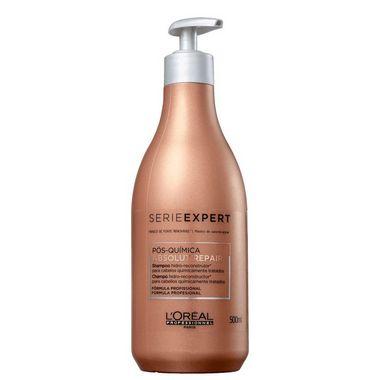 Loreal Absolut Repair Pos Quimica Shampoo 500ML