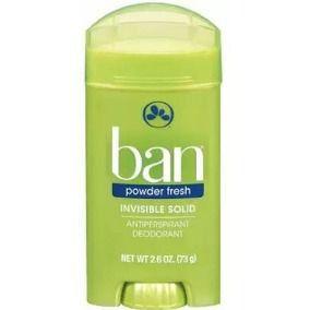 Ban Desodorante Powder Fresh 73g