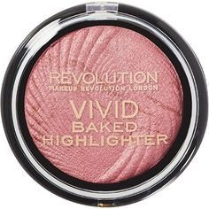 REVOLUTION BLUSH - ROSE GOLD LIGHTS