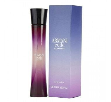 Armani Code Cashmere EDP 50ml