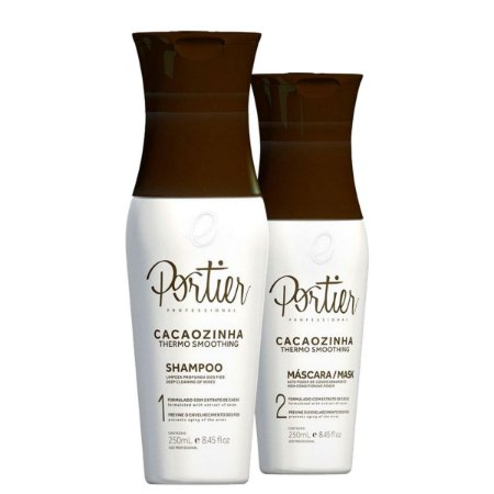 Portier Kit Progressiva Cacao 250ml