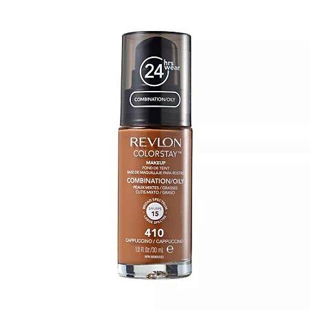 Revlon Base Pele Mista A Oleosa Nº 410