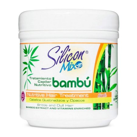 Silicon Mix Bambu Mascara 450g