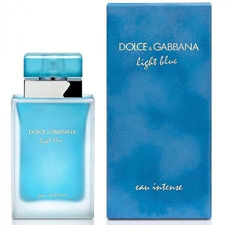 DOLCE E GABBANA LIGHT BLUE INTENSE EDP 100ML