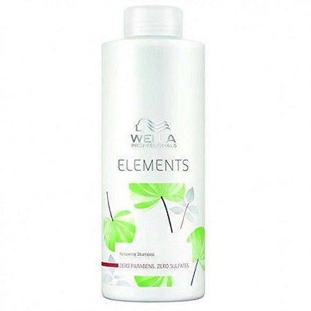Wella Elements Renewing Shampoo 1LT