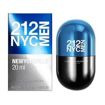 212 New York Pills Men EDT 20ml