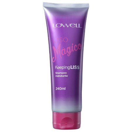 Lowell Liso Mágico Shampoo 240ML