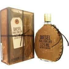 Diesel Fuel For Life EDT 125ML