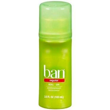 Ban Desodorante Roll On Regular Vermelho 103ml