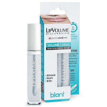 Blant Lip Volume Com Ácido Hialurônico Transparente 4 ML