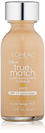 Loreal Base True Match W3   Nude Beige
