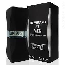 NEW BRAND 4MEN MASC EDT 100ML