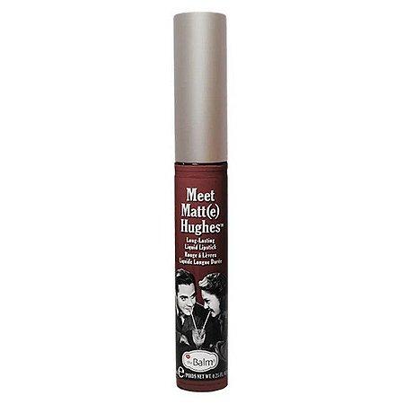 The Balm Batom Liquido Matte Hughes Charming