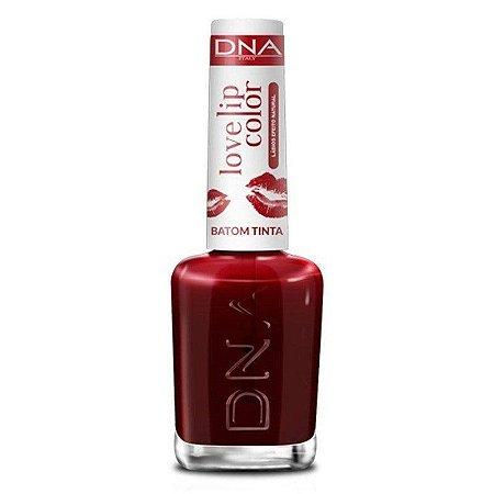 Dna Love Lip Batom Tinta Love Red 10ML