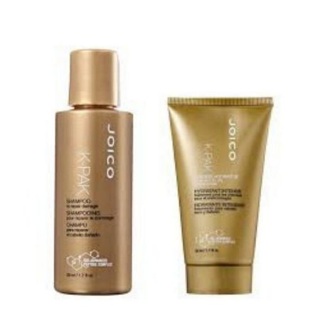 JOICO K-PAK KIT SHAMPOO 50ML + INTENSE HYDRATOR 50ML
