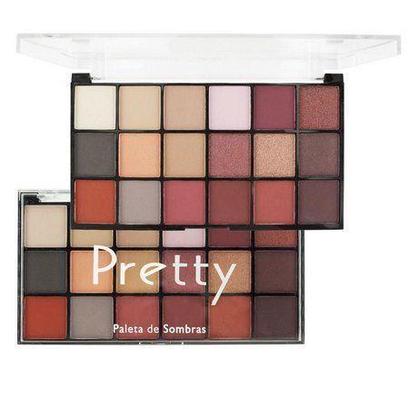 Luisance Pretty B Paleta de Sombra 18 Cores