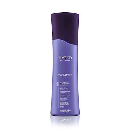 Amend Expertise Specialist Blonde Shampoo 250ml