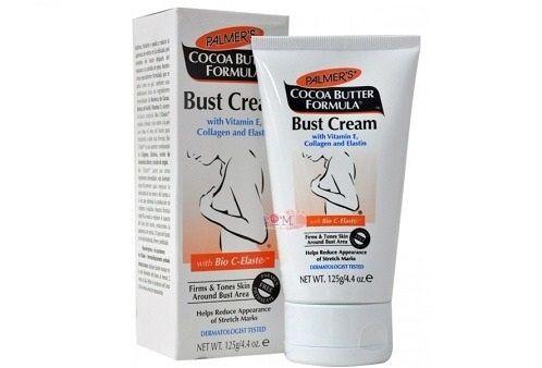 Cocoa Butter Bust Cream Loção P/ Os Seios 125G