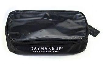 DayMakeup Necessaire de Nylon Pouch Larg