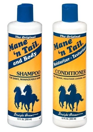 MANE N TAIL KIT SHAMPOO + CONDICIONADOR 355ML