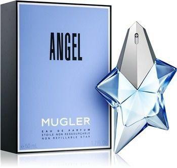 MUGLER ANGEL NON REFILLABLE EDP 50ML