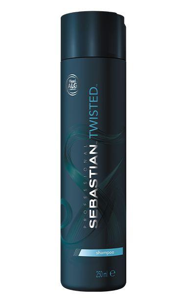 Sebastian Twisted Curly Shampoo 250ml