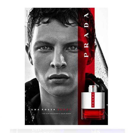 Prada Luna Rossa Sport Homme Kit Edt 100 Ml