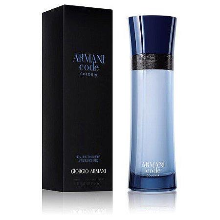 Armani Code Colonia For Man EDT 125ML