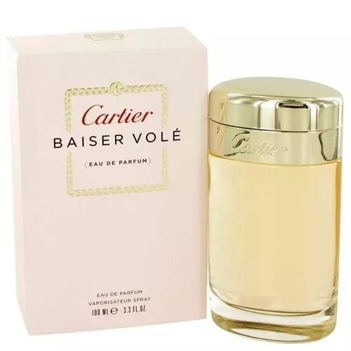 Cartier Baiser Vole Fem. EDP 100ML