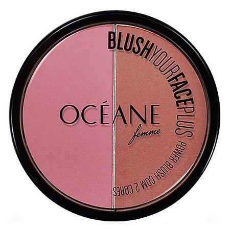 OCEANE BLUSH DUO PINK+CLAY