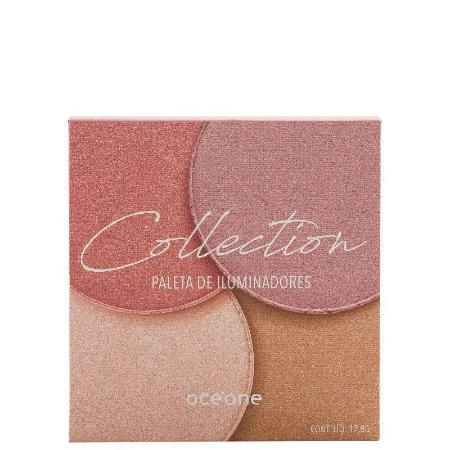 Oceane Collection Paleta de Iluminadores