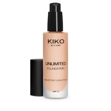 KIKO MILANO UNLIMITED FOUNDATION COR: WR01