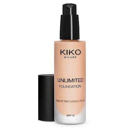 Kiko Milano Unlimited Foundation Cor:  CR20