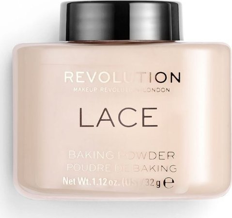 Revolution Luxury Baking Powder Cor: Lace