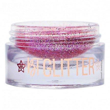 Bruna Tavares Glitter Cor: Pink Melrose