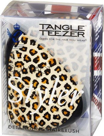 Tangle Teezer Compact Styler Leopard