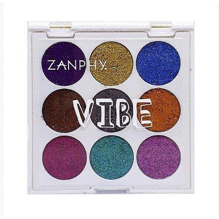Zanphy Paleta de Glitter 01